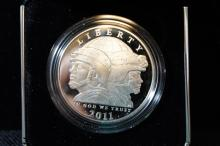 2011 Us Army Commemorative Coin