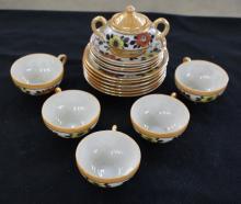 Japan Tea Set 17pc