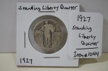 1924 Standing Liberty Quarter