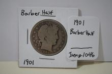 1901 Barber Half