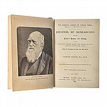 Darwin, Charles JOURNAL OF RESEARCHES INTO THE NATURAL HISTORY AND GEOLOGY