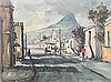 Christiaan St Patrick Nice (South African 1939-) CAPE STREET SCENE WITH DON, Christiaan St Patrick Nice, R12,000