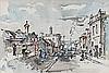 Gregoire Johannes Boonzaier (South African 1909-2005) DISTRICT SIX signed a, Gregoire Boonzaier, R14,000