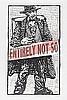 William Joseph Kentridge (South African 1955-) ENTIRELY NOT SO screenprint,, William Joseph Kentridge, R60,000