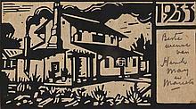 Jacob Hendrik Pierneef (South African 1886--1957)
