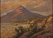Allerley (Joe) Glossop (South African 1870--1955)