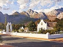 Roelof Stephen Rossouw (South African 1957-) DUTCH