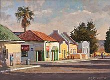Roelof Stephen Rossouw (South African 1957-) One S