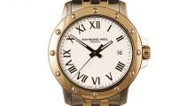 A TWO-TONE WRISTWATCH, RAYMOND WEIL reference no. 5599V872734, quartz, the
