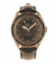 A STAINLESS STEEL WRISTWATCH, OMEGA SEAMASTER 300, CIRCA 1966 automatic, th