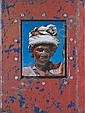 Willie Bester (South African 1956-) MOTHER AND CHILD signed and dated 01 38 by 28,5cm ILLUSTRATED, Willie Bester, Click for value
