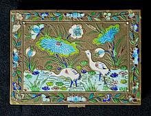 Chinese Jewelry Box - Bronze