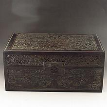 Old Chinese Wooden Box