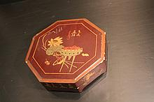 Set of Chinese Wooden Box (11 Pcs)
