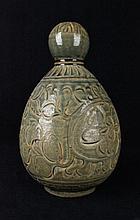 Chinese Porcelain Vase-Republic