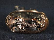 Old Chinese Bronze Incense Burner