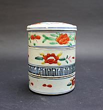 Old Chinese Porcelain Pot