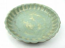 Chinese Song RuYao Porcelain Plate