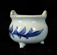 Chinese Porcelain Blue&White; Pot