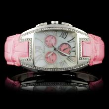 Polanti SS Ice Zone Diamond Wristwatch