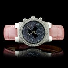 Polanti SS Ciel Diamond Wristwatch