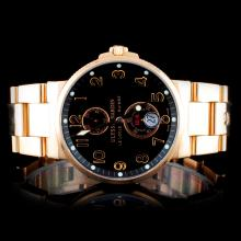 Ulysse Nardin RG Marine Men's Wristwatch