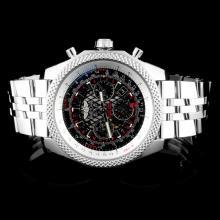 Breitling BO6 SS Bentley Men's Wristwatch
