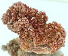 685ct Premium Red Vandanite Crystal Cluster