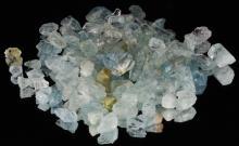 250ct Natural Aquamarine Crystal Rough