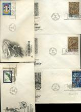 1967 UN FIRST DAY COVER COLLECTION