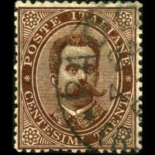 1879 Scarce Italy 30c Stamp