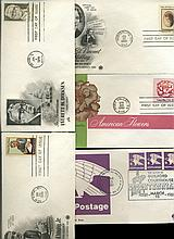 1979 US & UN FIRST DAY COVER COLLECTION