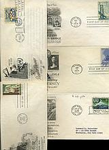 1963 US & UN FIRST DAY COVER COLLECTION