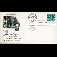 1959 US First Day Postal Cover