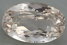 15.6ct Imperial Kunzite Oval