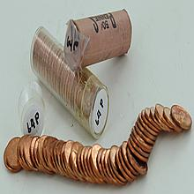 1964 Unsearched Estate Hoard BU 1c 3 Rolls of 50