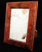 Scarce Burlwood Frame