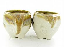 New Ceramic Elephant Mug Pair
