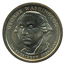 2007 Washington Dollar GEM Graded Edge ERROR