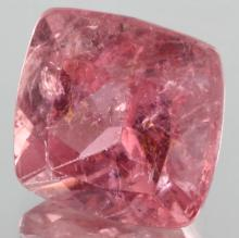 7.45ct Pink Tourmaline Cushion Cut