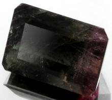 5.75ct Watermelon Tourmaline Emerald Cut