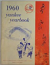 1960 New York Yankees Yearbook
