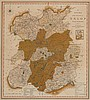 1614: John Speed map of Shropshire (6)