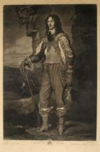 1775 (25 March) Engraving of Sir Thomas Wharton