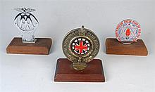 20th Century: Ulster Automobile Club Collection including hood badges