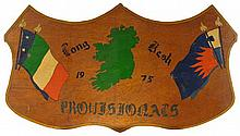 1975: Long Kesh Provisional IRA prisoner art