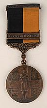1919-21: War of Independence Service Medal with Comrac bar
