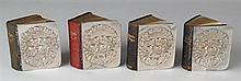 1904-05: Silver mounted miniature prayer and hymn books