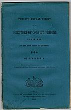 1865-67: Convict Prisons in Ireland Reports