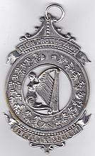 circa 1870: Irish Protestant Benevolent Society Medal